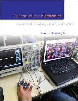 Contemporary Electronics By Frenzel, Louis