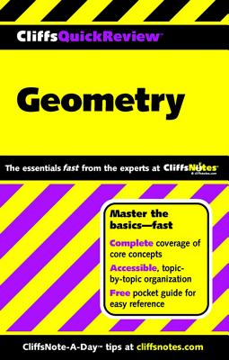 Cliffsquick Review Geometry By Kohn, Edward